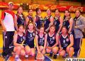 Insam, Nerxsu, Bolívar y Juventud, clasificaron  a la fase final del básquet de Ascenso en damas