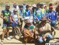 Certamen nacional de Bicimontaña se  desarrollará en Huanuni el 15 y 16 de abril