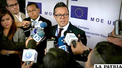 OEA instala Misión de Veeduría Electoral en Colombia para elecciones legislativas