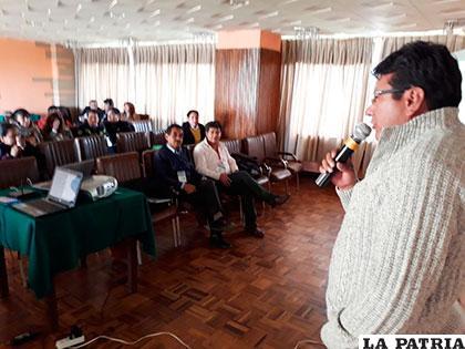 Por aumento de VIH en Oruro, Director del Sedes, Jesús Ignacio, prevé priorizar prevención