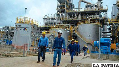 Ortíz señaló que si la planta produce 2 mil toneladas diarias, el Estado pierde al menos 600 mil dólares cada día /Ejú