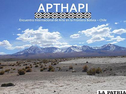 Apthapi conquistó el premio Eduardo Abaroa