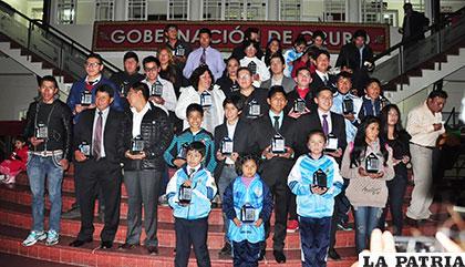 Gobernación reconocerá la labor de los deportistas orureños