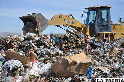 El proyecto de la empresa Idencity utilizaría el 100 % de la basura de la ciudad