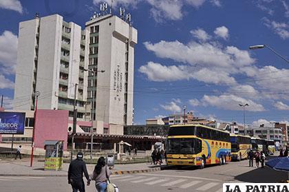 La Terminal de Buses