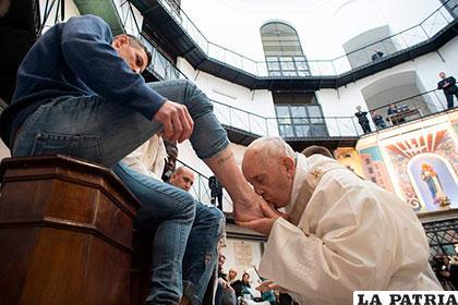 Desde el Vaticano negaron los supuestos dichos del Papa