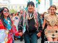 Morales fue criticado por comentarios machistas /ACLO