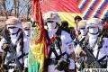 ¡Mar para Bolivia!, la firme  esperanza de los orureños