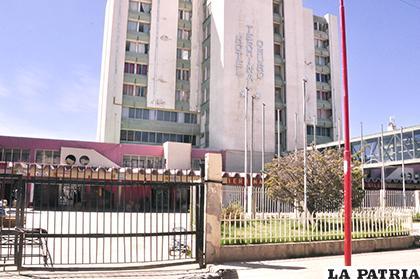 Desde agosto de 2018, la gobernación tiene el derecho propietario del hotel y la terminal /LA PATRIA /ARCHIVO