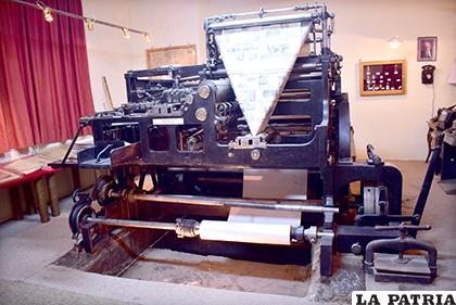 Museo de LA PATRIA abre sus puertas a Oruro /LA PATRIA
