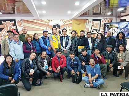 Congreso de la ABAP en La Paz /ABAP