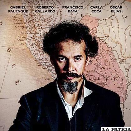 Película boliviana representa la gloria de Eduardo Avaroa/ Take one movies