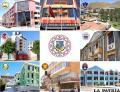 Diferentes ambientes de la Universidad Técnica de Oruro (UTO)