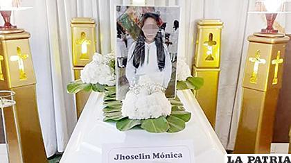 Jhoselin fue víctima de violación grupal, después de varios días en terapia intensiva, perdió la vida /LA PATRIA