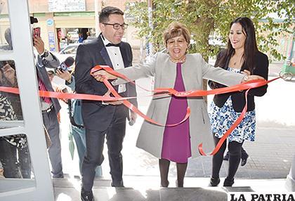 Súper Multiteatro abre sus puertas para Oruro  /LA PATRIA/Reynaldo Bellota
