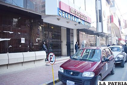 La  UTO estará cerrada hasta el 31 de marzo  /LA PATRIA