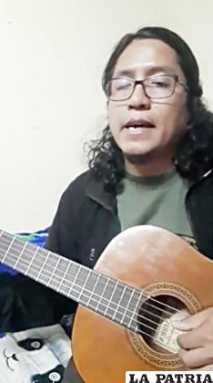 Carlos Villegas transmitió por las redes sociales  /Daniel Arancibia /Facebook