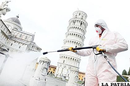 La cantidad de muertos incrementó en el territorio italiano /El Nacional.com
