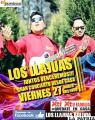 Los Llajuas anuncian su presentación de Facebook Live /Los Llajuas/Facebook