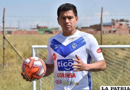 Carlos Saucedo, exjugador de San José /archivo LA PATRIA