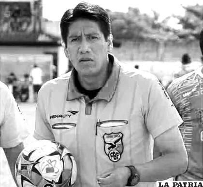 El paceño Luis Yrusta dirigirá el encuentro entre Guabirá y Nacional Potosí /GOAL.COM