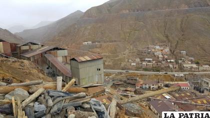 La EMH sufre constantemente robos en el interior mina /RR.SS.