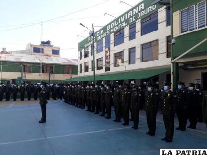 El Comando Departamental quiere recobrar la deuda millonaria que sostiene la EMH /LA PATRIA