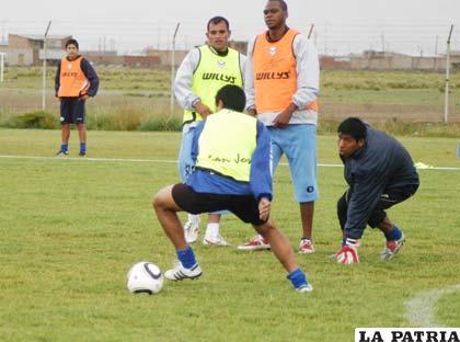 """Los """"santos"""" están listos para jugar con Guabirá el domingo en Montero"""