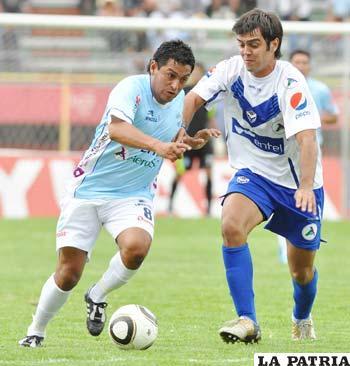 Darwin Peña de Aurora y Luiz Carlos Vieira de San José