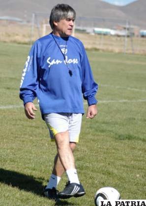 Marcelo Zuleta, nuevo entrenador de San José