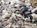 Las bolsas plásticas dañan el medio ambiente y demoran 100 años en reciclarse