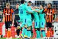 Barcelona sale indemne de Donetsk y aguarda otro posible clásico