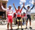 Oscar Soliz gana prueba contra reloj en el nacional de ciclismo en Sucre