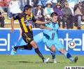 Un gol de Ferreira, permite ganar el clásico paceño a Bolívar: 1-0
