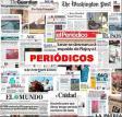 ¿Desaparecerán  los periódicos de papel?