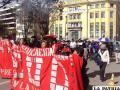 El magisterio sostiene que después de las movilizaciones el gobernante Movimiento Al Socialismo se debilitó y terminó el encanto del pueblo