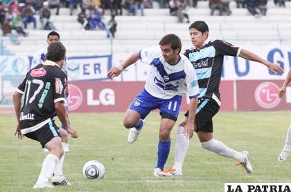 Luiz Carlos Vieira, a pesar de todo estará en el equipo titular de San José