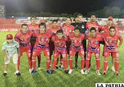 Jugadores de Guabirá con la obligación de ganar (Foto: APG)