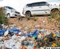 Los alrededores de los arenales están llenos de basura