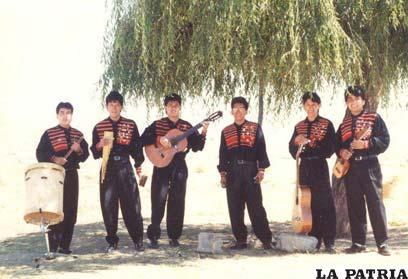 Su aspecto y su música los diferenciaba de otros grupos nacionales