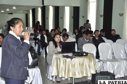 Profesionales analizan la situación de la salud pública en todo el departamento