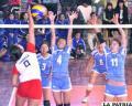 Oruro y Catamarca jugarán  por el oro en voleibol femenino