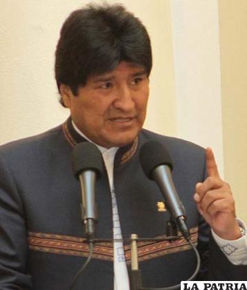 Presidente Morales