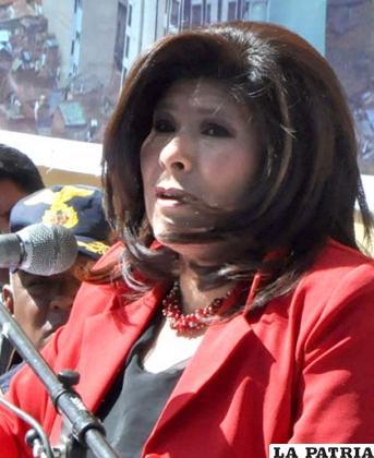 Alcaldesa Pimentel