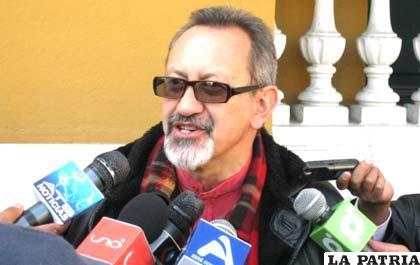 El diputado del MSM, Fabián Yaksic