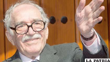 """El """"Gabo"""" se recupera"""