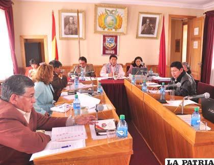 Concejo derivó denuncia sobre supuestas irregularidades a la Unidad de Trasparencia del Municipio