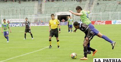 En la ida ganó San José (0-1) en La Paz el 16/02/2014