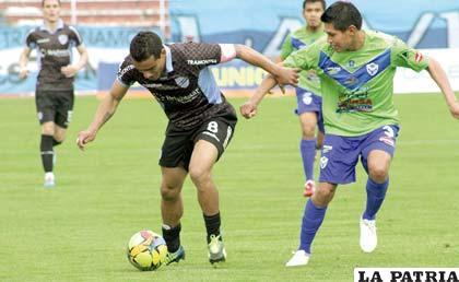 Ferreira y Torrico se volverán a enfrentar esta tarde