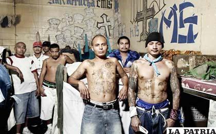 Pandillas amenazan a los pobladores de San Salvador